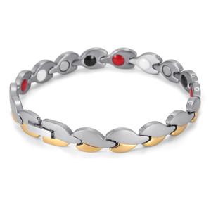 Special Women titanium magnetic energy power bracelets