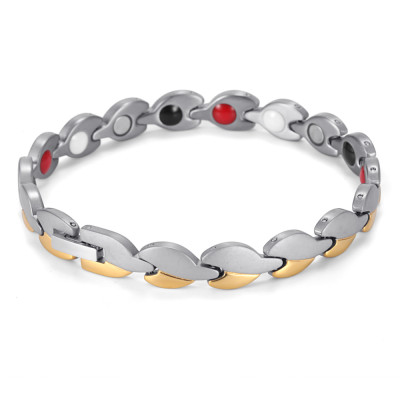 Special Women titanium magnetic energy power bracelets
