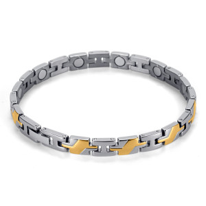 Wholesale Special Pattern women magnetic therapy titanium bracelets
