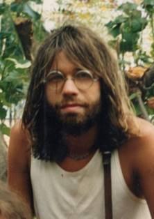 Frank in Bali 1984