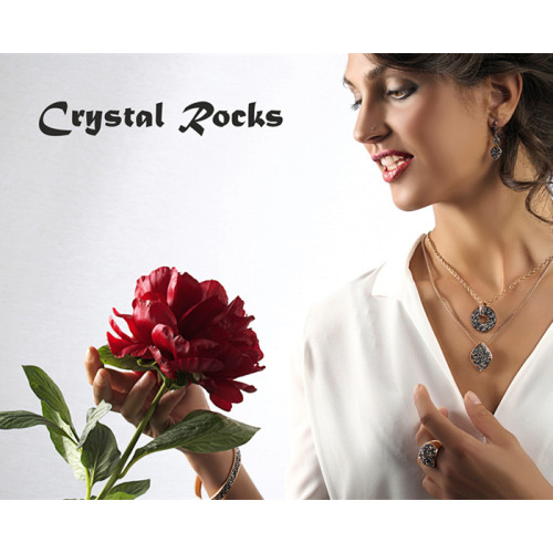 Crystal Rocks Collection