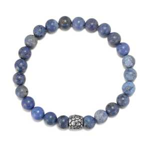Men's Reptile Beaded Bracelet