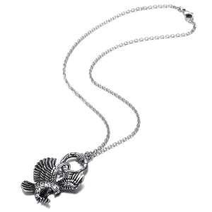Men's Eagle Necklace