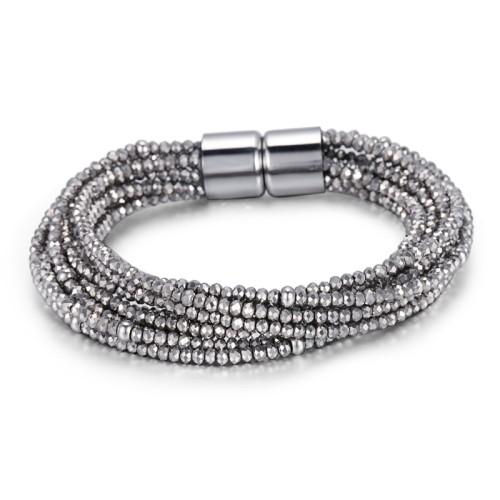 Women's Glass Beads Bracelet