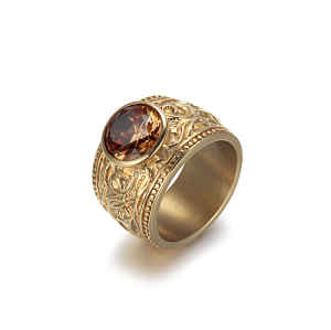 Vintage Brown Ring