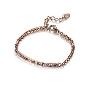 Crystal Band Bracelet