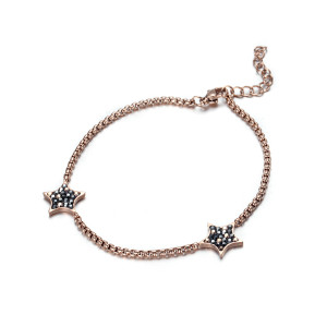 Star Crystal Bracelet