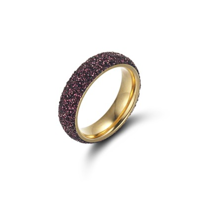 Ruby Sparkle Ring