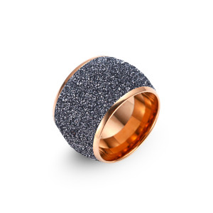 Blue Gray Women Ring