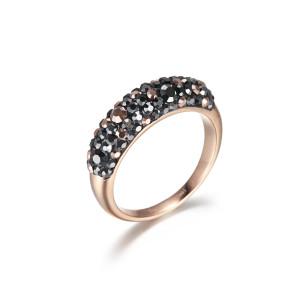 Shiny CZ Ring