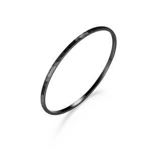 Black Women's Bangle Bracelet