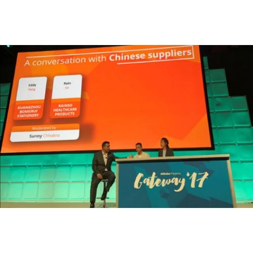 Rainso (GZ) Health Care Product Ltd, Representative Chinese Supplier