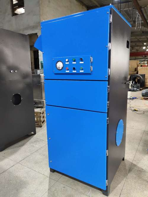 HVAC Dust Collector -Pulse Jet Cartridge Dust Collector/Deduster/Extractor