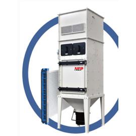 Colector de polvo sinterizado filtro de sinterización