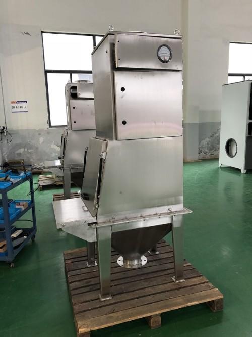 Manual Powder dumping machine/bag feeding station