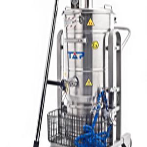 Aspirador Pneumático (Ar Operado) - Banho de Imersão