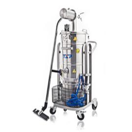 Aspiradora neumática (neumática) en baño de inmersión
