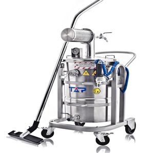 Recuperador Pneumático (Operado a Ar) - Recuperação Úmida e Seca