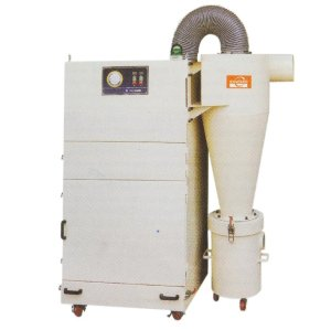 Secondary Series Dust Collector-Cyclone/Cartridge Dust Collector 2 in 1 Unit