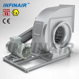 Ventilador Centrífugo Industrial de Baja Presión / Directo / Cinturón / Axial