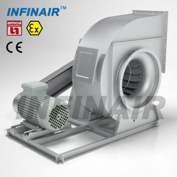 Low Pressure Industrial Centrifugal Fan/Direct/ Belt/ Axial
