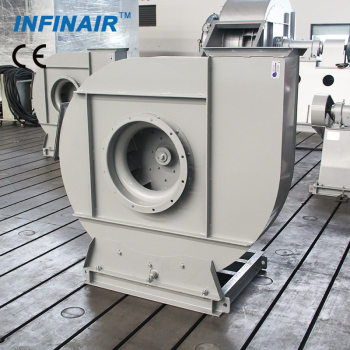 Super High Pressure Industrial Centrifugal Blower/Wheel Type