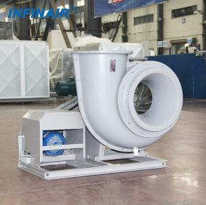 Ventilador centrífugo FRP / Curvado para trás