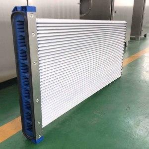Filtros aglomerados rígidos / Filtermedia, Placa de sinterização de polietileno, Unidade de filtro DELTA Flex PE