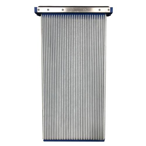 Rigid Sinter-Plated Filters/Filtermedia, Polyethylene Sinter Board, DELTA Flex PE Filter Unit