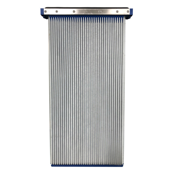Rigid Sinter-Plated Filters/Filtermedia, Polyethylene Sinter Board, DELTA Flex PE Filter Unit