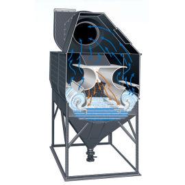 Industrial Wet Scrubber Dust Collector, Wet Scrubber Manufacturer