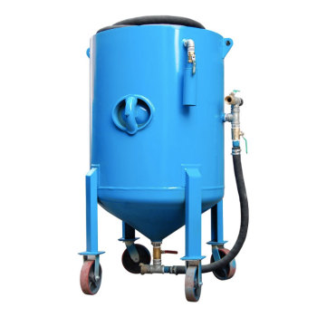 150L High Pressure Mobile Sandblasting Machine/Portable Sandblaster for Sale