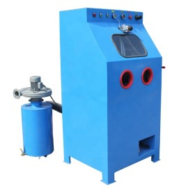 Wet Sandblasting Machine Wet Sanding Cabinet