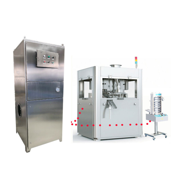 Tablet Press/Capsule Filling Deduster Cartridge Dust Extractor