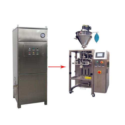 Packaging Machine Dust Collector Powder Filling Machine Dust Extractor Flow Wrapping Machine Deduster