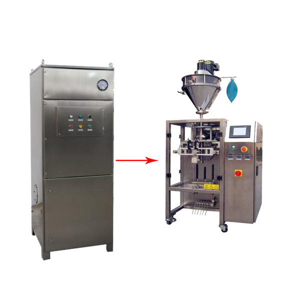 Packaging Machine Dust Collector Powder Filling Machine Dust Extractor Flow Wrapping Machine Deduster