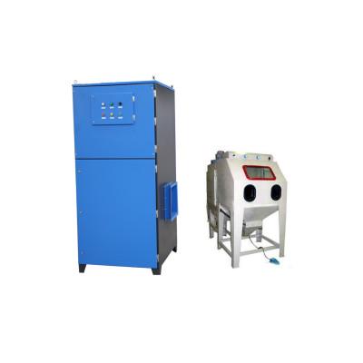آلة شفط الرمل وحدة شفط الغبار نوع جامع الغبار النفاث