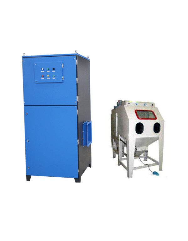 Sandblasting Machine Dust Extraction Unit-Suction Type Jet Dust Collector