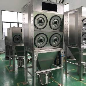 Fluidized Bed Secondary Dust Collector-Coating/drying machine