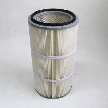 Filtro de cartucho de chorro de aire de impulsos para colector de polvo Purificación de gas-Filtros de repuesto industriales