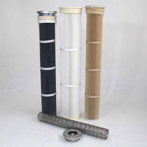 خرطوشة فلتر الهواء - صومعة الأسمنت وام - فلاتر الهواء