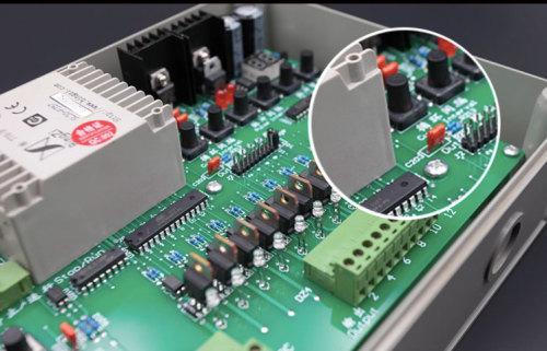 جهاز تحكم صمام النبض النفاث لتنظيف جهاز التحكم في الغبار