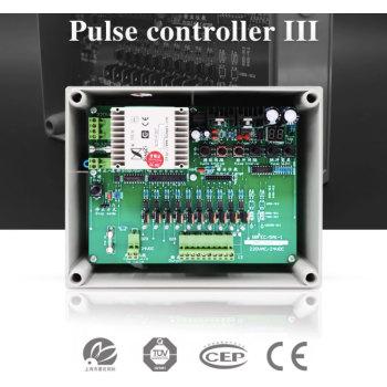 Controlador de válvula de chorro de pulso para limpiar el dispositivo de control de polvo