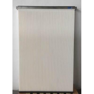 Placa de filtro de placa sinterizada Filtro de aire de superficie para sistema de recolección de polvo-HSL1200 / 18