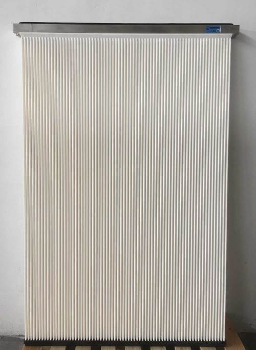 مرشح الهواء السطحي للوحة التلبيد لنظام تجميع الغبار HSL1200 / 18