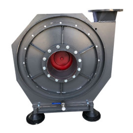 Ventilador centrífugo de alta presión para uso farmacéutico-Ventilador granulador de lecho fluidizado