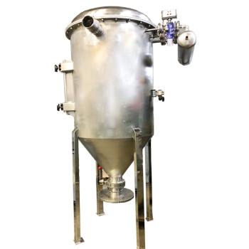Colector de polvo de chorro de pulso redondo cilíndrico para resistencia a alta presión
