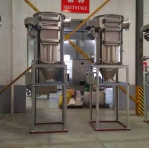 مجمع الغبار النفاث النفاث النبضي الدائري الأسطواني لمقاومة الضغط العالي