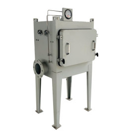 Saco de alta segurança no saco de saída do sistema de filtro BIBO HEPA caixa de filtro da caixa de filtro da unidade coletora