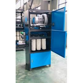 Colector de polvo de vacío industrial de ultra alta presión para calderas, tabletas, máquina de llenado de cápsulas
